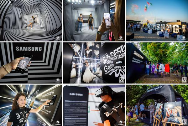 Samsung, Neversea & Untold