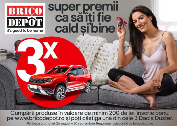 Super premii Brico Depot