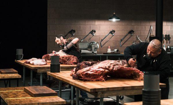 """Din 6 august, HISTORY transmite în premieră, serialul: """"The Butcher: Întrecerea măcelarilor"""""""