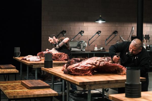 The Butcher. Intrecerea macelarilor