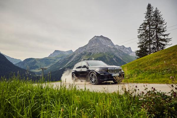 The new BMW X5 xDrive45e