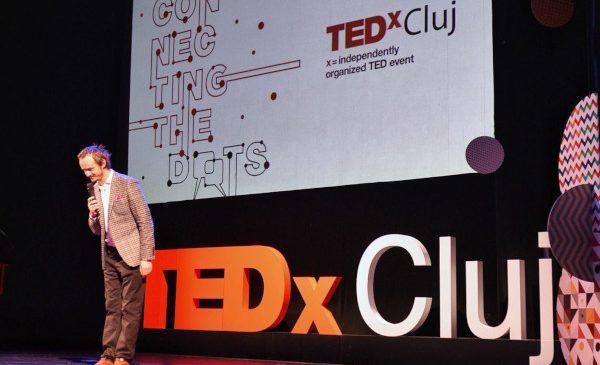 Victor Miron a obținut licența de organizator TEDx și va organiza TEDxZorilorWomen 2019 la Cluj, în luna decembrie