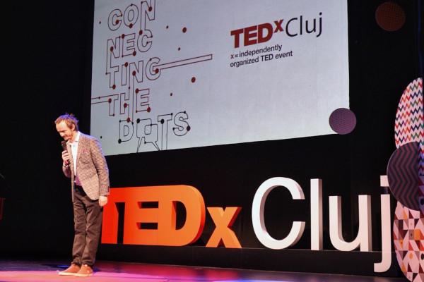Victor Miron, TEDx