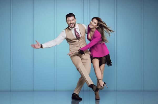 Victor Slav si Cristina Mihaela, Imi place dansul