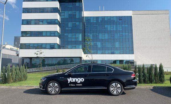 Yango lansează noul serviciu Confort în București
