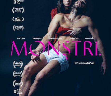 Monștri., un film de Marius Olteanu, din 27 septembrie în cinematografe