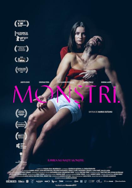 poster Monstri