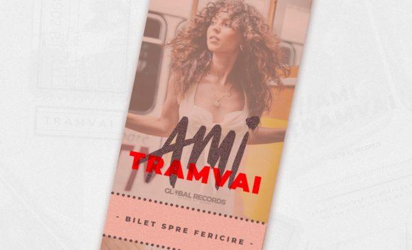 """AMI lansează videoclipul piesei """"Tramvai"""" – o călătorie care vindecă durerea despărțirii"""