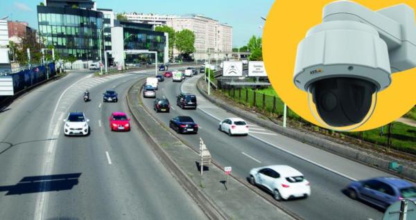 Axis anunță noua generație de camere PTZ Q60 cu zoom optic de 40x și securitate sporită