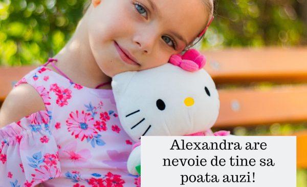 Doinița Oancea, actrița din serialul Sacrificiul, se alătură unei campanii umanitare