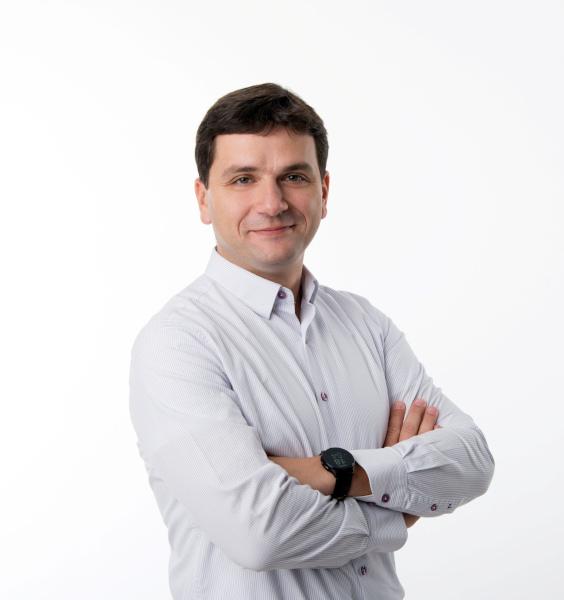 Alexandru Lăpușan, CEO și cofondator Zitec