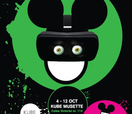 Cinematografia viitorului, în secțiunile tematice Animest.14: VR Experience & Yesterday Will Be Tomorrow