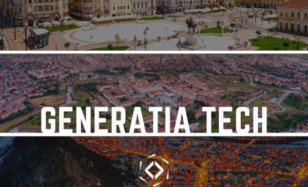 Programul gratuit Generația Tech îi pregătește pe tineri pentru cariere online