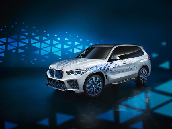 BMW i Hydrogen NEXT – Exterior