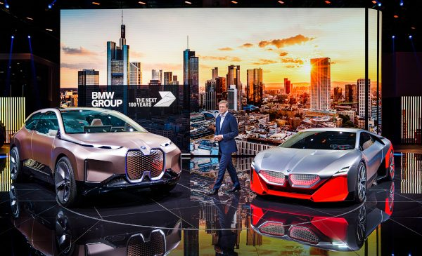 Următorul reper: BMW Group îşi propune să aibă un milion de automobile electrificate pe şosele în 2021