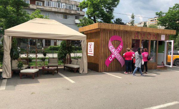20 de minute care fac diferența: AVON și Kaufland continuă #CancelCancer, caravana națională de ecografii mamare gratuite