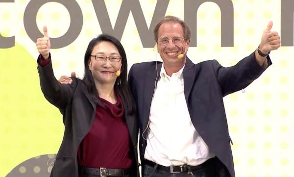 Cher Wang & Yves Maitre