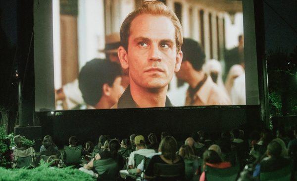 Programul ultimei săptămâni de Cinema în aer liber pe Insula Artelor