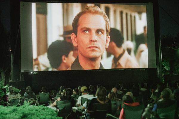 Cinema in Aer Liber Teo Tudose