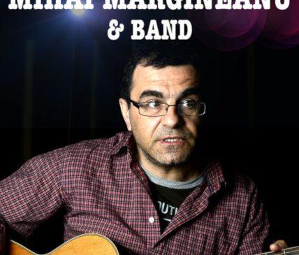Concert Mihai Margineanu la Hard Rock Cafe pe 27 Septembrie