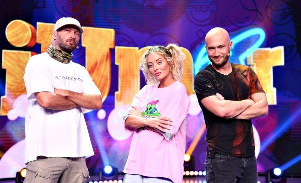 iUmor revine cu cel de-al șaptelea sezon din 13 septembrie, de la 20:00, la Antena 1