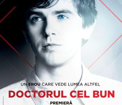 Premiera Doctorul cel bun (The Good Doctor), astăzi, de la ora 22.00, pe AXN