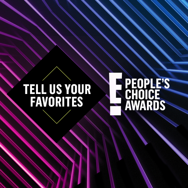 E! Peoples Choice Awards 2019