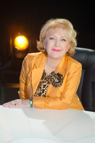 Eugenia Voda, Profesionistii, TVR 1