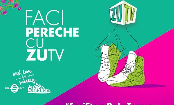 """ZU TV lansează campania """"Faci pereche cu ZU TV şi Şatra B.E.N.Z.!"""""""