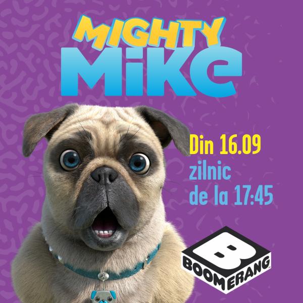 Formidabilul Mike