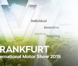 ŠKODA la Salonul auto IAA 2019 din Frankfurt: punctul de plecare spre un viitor electric sustenabil