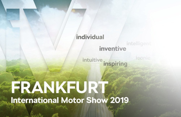 Frankfurt International Motor Show 2019