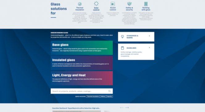"""Guardian Glass lansează versiunea digitală a manualului său GlassTime, cea mai apreciată """"platformă online de cunoștințe în domeniul sticlei"""""""