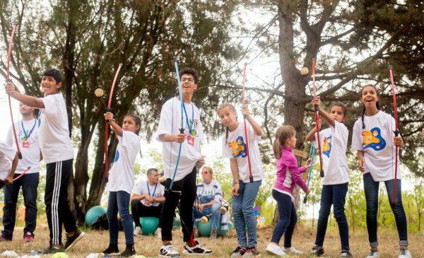 Fundația Globalworth a organizat un eveniment caritabil pentru 400 de copii din programele sociale