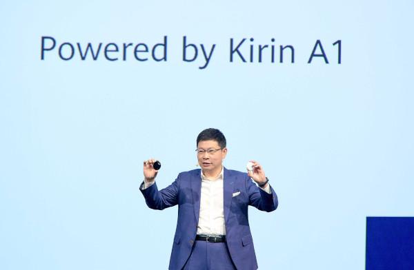 Huawei Keynote @ IFA