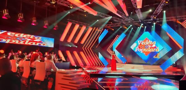 """Start pentru al patrulea sezon """"Vedeta populară"""" la TVR 1"""