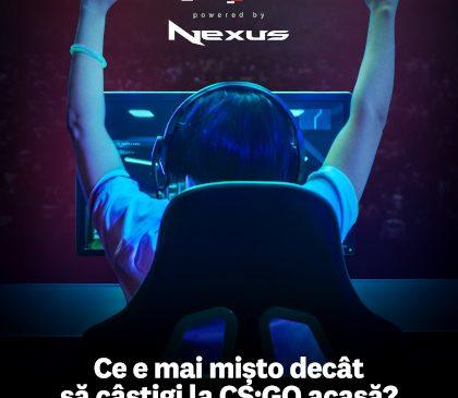 KFC România anunță lansarea KFC Arena, o competiție națională de CS:GO, în contextul celebrării a 20 de ani de la apariția primului joc video Counter Strike