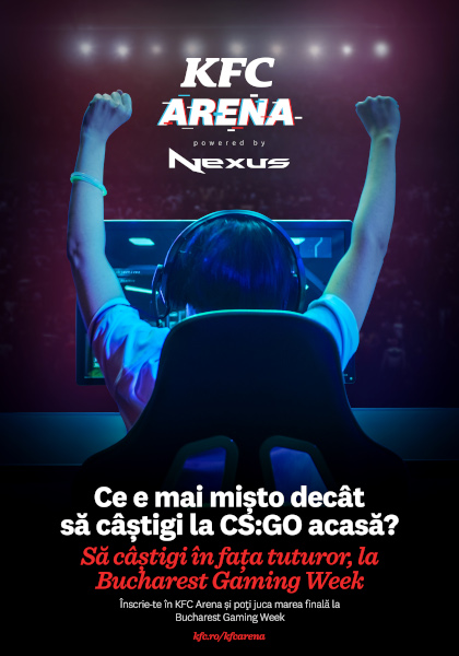 KFC Arena powered by Nexus