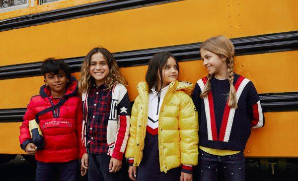 Tommy Hilfiger anunță campania Kids Toamnă 2019