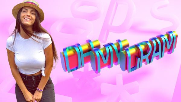"""Din septembrie, Liza Sabău aduce știrea zilei la """"Oh my gram!"""""""