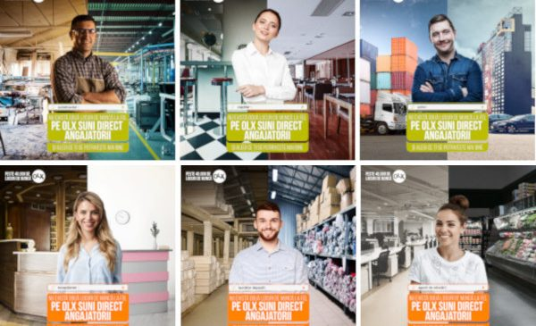 Campania semnată de Publicis pentru OLX – Locuri de muncă a trecut de toate interviurile