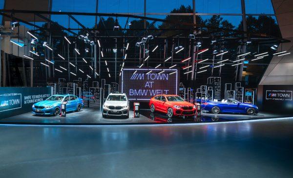 Bun venit în M Town: BMW Welt deschide un nou spaţiu expoziţional permanent