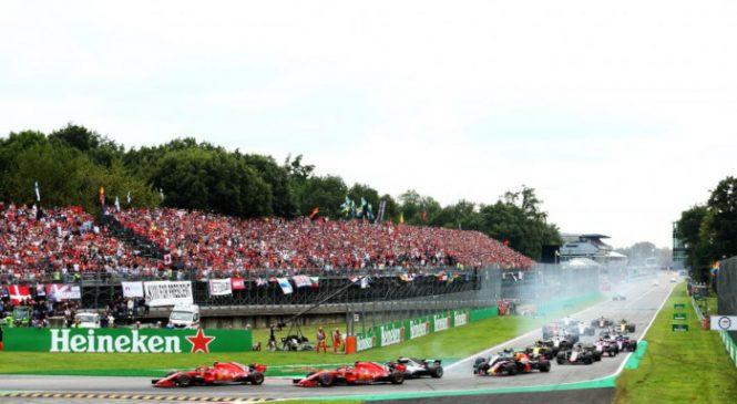 Marele Premiu al Italiei de Formula 1, în direct la Digi Sport 1 și Digi 4K
