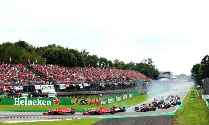 Marele Premiu al Italiei de Formula 1