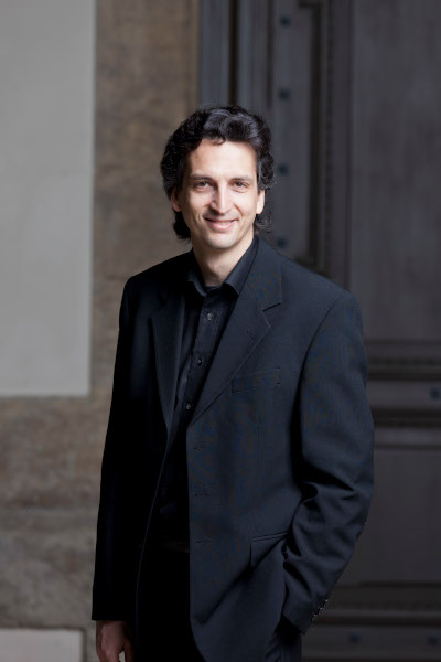 Michael Sanderling, photo credit Marco Borgreeve