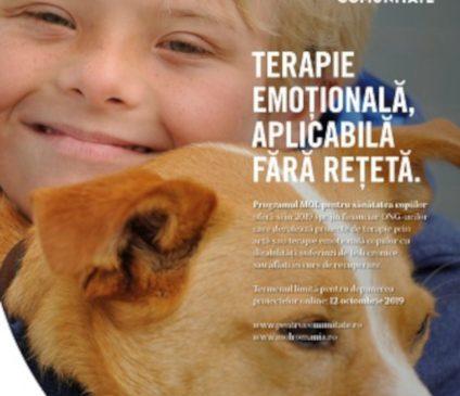 MOL România și Fundația Pentru Comunitate lansează o nouă ediție a Programului MOL pentru sănătatea copiilor