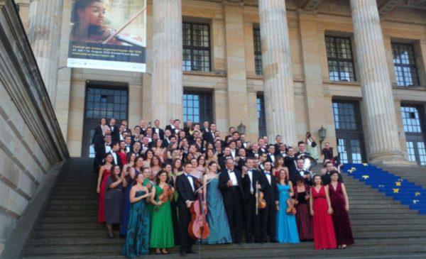 """""""Concertul românesc"""" – transmisiune în direct de la Festivalul Enescu"""