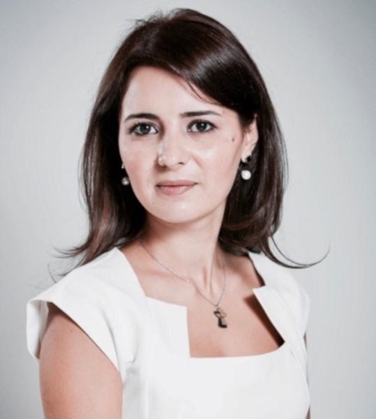 Ramona Țariuc, Tax Director, Deloitte România