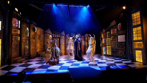 """Deschidere de stagiune pentru publicul de toate vârstele la Teatrul """"Stela Popescu"""""""
