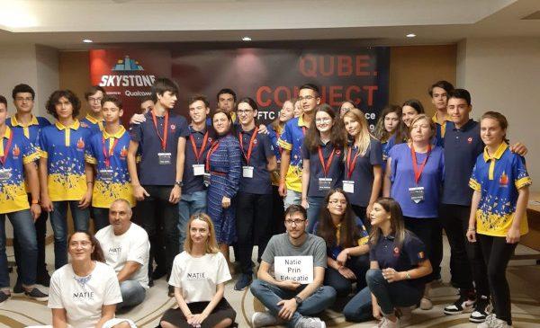 SKYSTONE, tema noului sezon BRD FIRST Tech Challenge Romania, cel mai mare program de robotică și educație STEM din țara noastră